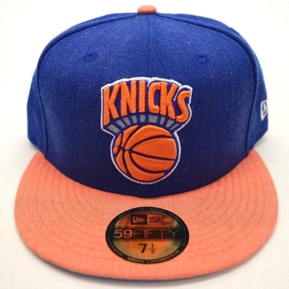 0c4a991a91a Men s New Era New York Knicks 59FIFTY Sz 7 1 2 Cap